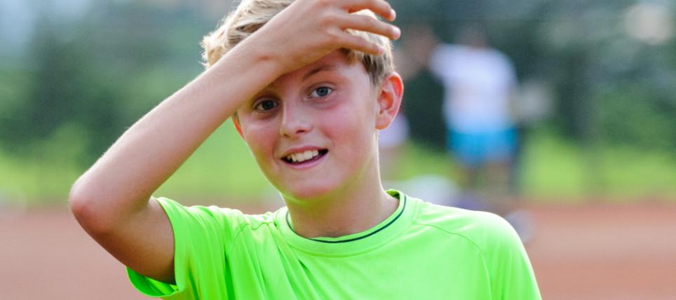 Kinder u. Jugend Sommer-Tenniscamp von 13.07-17.07.20