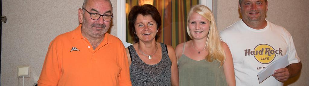 El Presidente + Ladys